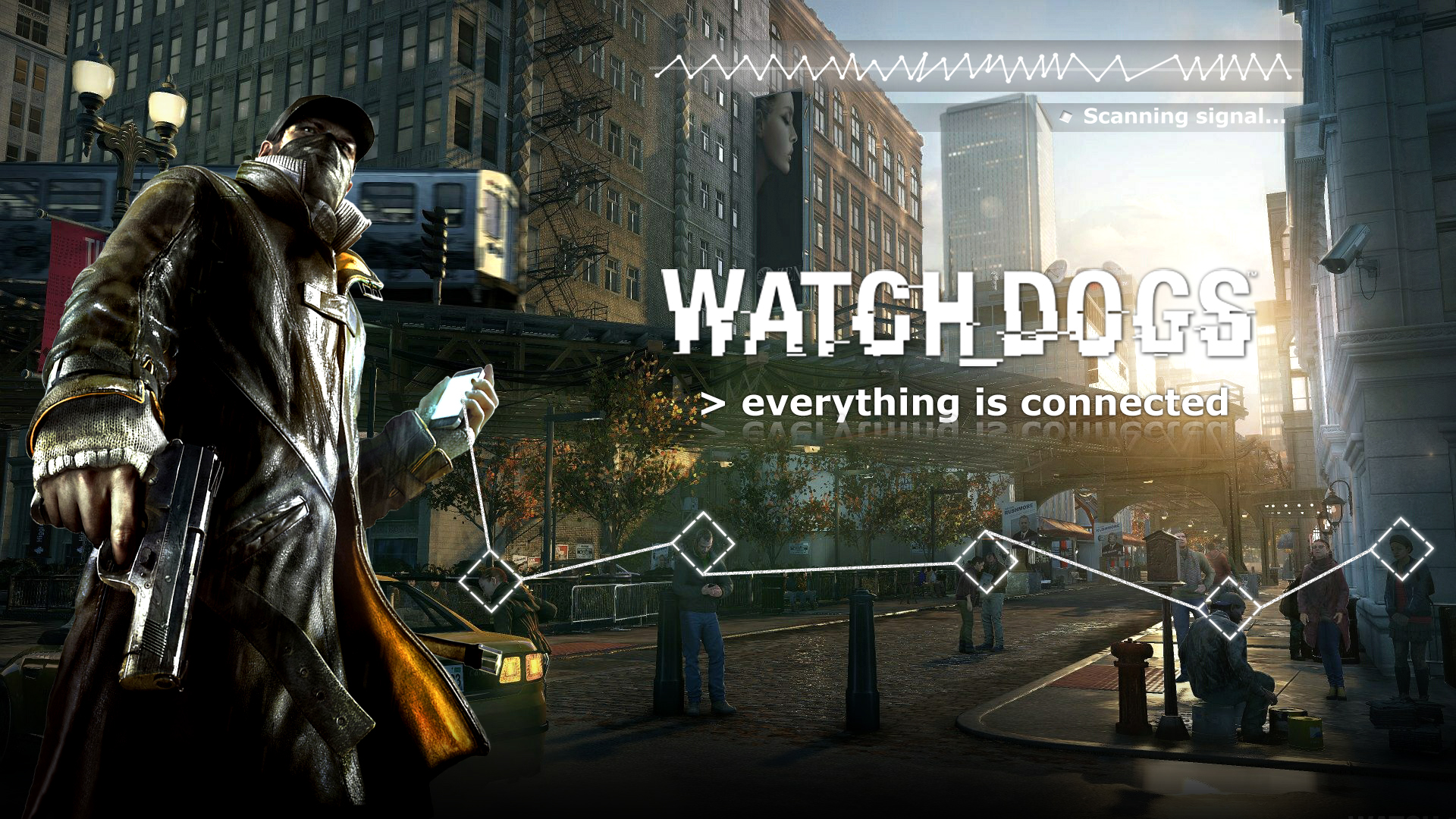 Watch dogs wallpaper hd